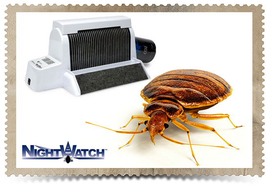 Just Bugs - Nightwatch Bed Bug Detection Trap